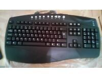 brand new USB fujitsu keyboard