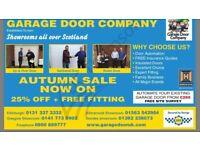 Garage Door Repairs & New Doors