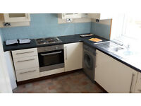 Two bed maisonette 12 month min let