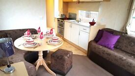 3 Bedroom Static Caravan for Sale in Morecambe, Lancashire. Close to Blackpool.