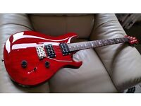 PRS SE Standard 24 and deluxe gig bag