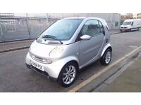 Smart car, for two, Silver Colour, year 2006 for Quick Sale