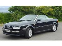 96 Audi 80 Cabriolet 2.6 V6 Manual ** Convertible **