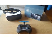 Samsung Gear VR white, new like