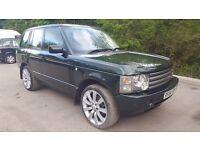 Range Rover Vogue 2004 3lt TD6Diesel
