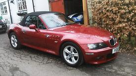 BMW Z3 2.2 82000 MILES MANUAL