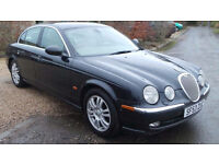 2003 53 JAGUAR S TYPE V6 SE mot 11/2017 READY TO DRIVE AWAY PART EX WELCOME