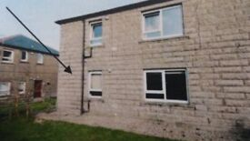 Two bedroom ground floor flat to rent in Duncan St, Banff
