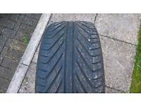 assorted 225/40/18 tyres