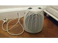 Electronic fan heater & conditioning