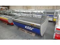 Serve Over Counter Display Fridge Meat Chiller 205cm (6.7feet) ID:T2206