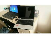 ** Toshiba Satellite Laptop Cheap Bargain in Immaculate Condition **