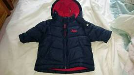 Next Boys Coat 3-6 months