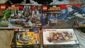 Lego sets brand new