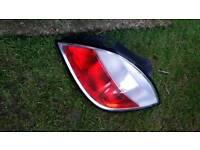 Original Vauxhall Astra Active NSR lamp