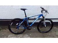 "Trek 6500 mountain bike 18,5"" in very good condition"
