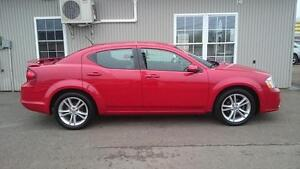 2014 Dodge Avenger SXT 200,000 KM Warranty!!!