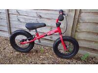 Stompee Balance Bike 2-6 years old