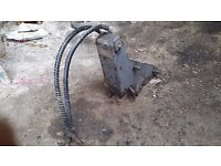 pick up hitch for matbro tr200