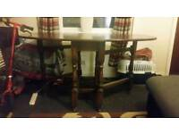 Look 6 chair and dinning table