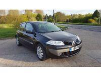 2006 Renault Megane Facelift 1.9 dCi Dynamique 5dr Full Service History HPI Clear NEW MOT