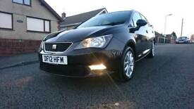 Seat Ibiza 1.4 petrol Low MILEAGE 50k AirCondition Lovely CAR