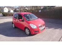SUZUKI SPLASH 1.3 DDiS (red) 2008