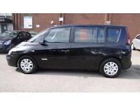 2005 RENAULT ESPACE 2.0 16V 7 SEATER TOP SPEC PANORAMIC ROOF FSH VERY WELL MAINTAINED