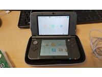 New Nintendo 3DS XL with Case + Game + Reciept + NEVER USED!!!