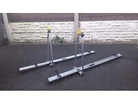 Cycle roof racks x 2