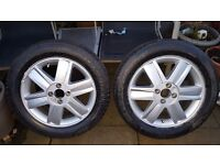 RENAULT MEGANE DYNAMIQUE WHEELS AND TYRES