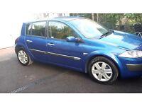 2005 Renault Megane Dynamique 16v