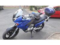 Honda Varadero 125cc 2005.r.