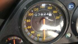 Honda CBR 125cc mileage 7800