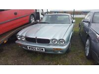 Jaguar xJ8 v8 3.2 spares or repairs bottom end rattle