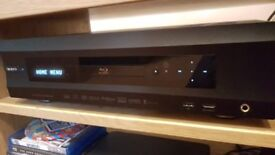 Oppo 105D 3D Audiophile BluRay Player Black Darbee edition