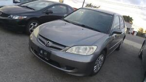 2004 Honda Civic | Warranty Included | Certified and E-tested