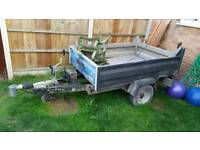 Tipping trailer 1500kg