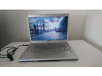 Dell Inspiron 1520 Intel Celeron 900 2.2ghz, 2048mb 60gb Casing bad condition W7 + WXP