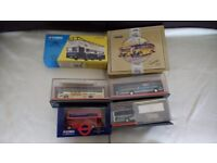 MODEL COACHES AND BUSES