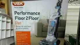 Vax Performance Floor to Floor
