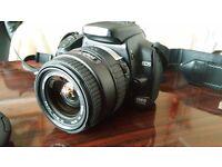 Canon 400d dslr