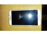 Samsung galaxy s4 (White)