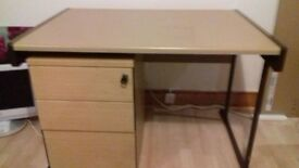 Desk and Pine draw