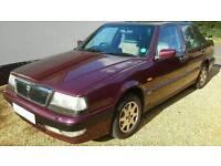 Lancia Thema - very rare Modern Classic