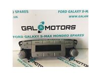 FORD GALAXY MK3 S-MAX 2006-2010 DIGITAL CLIMATE CONTROL UNIT LN09Y