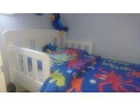 John Lewis Boris toddler bed frame