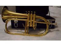 Gear4 Bb Flugel Horn. Will suit student and higher. Pristine condition.