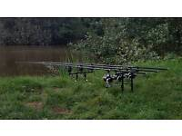 3x shimano ultegra big pit baitrunner as new with spare spools