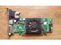 AMD ATI Radeon HD 2400 Pro PCI-Express Grahics Card DVI plus VGA ports
